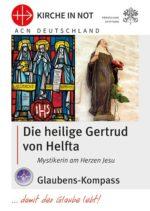"Glaubens-Kompass ""Gertrud von Helfta"""