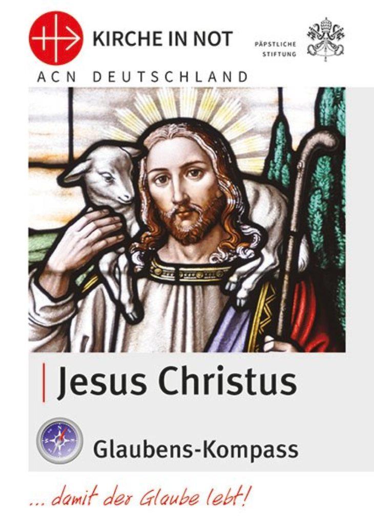 "Glaubens-Kompass - ""Jesus Christus"""