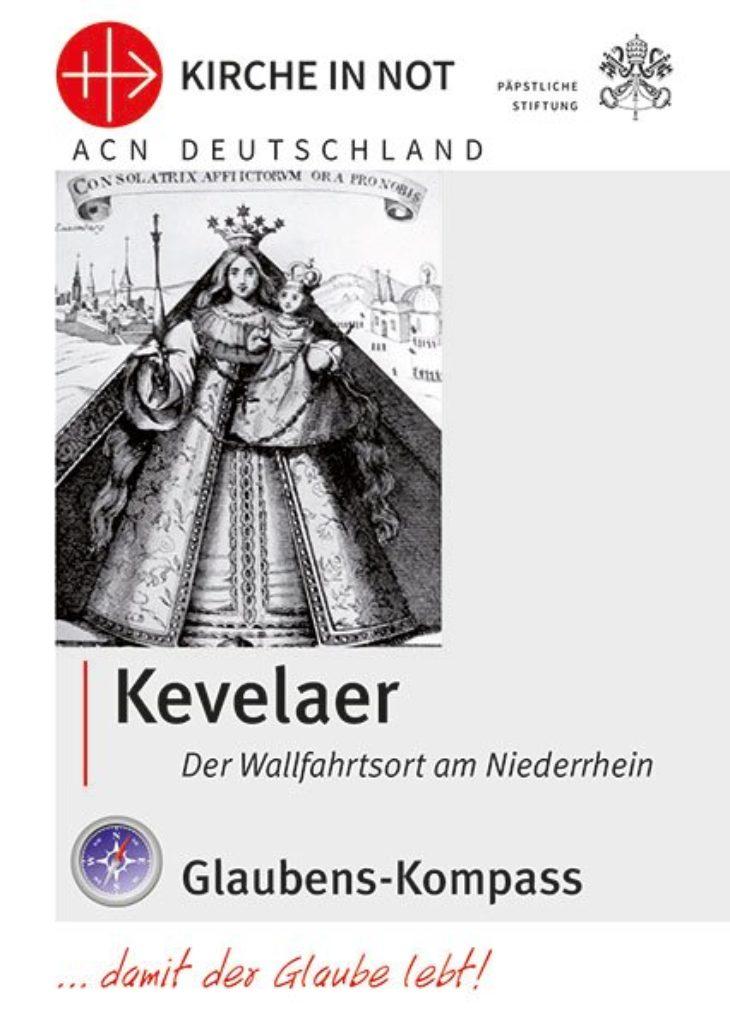 "Glaubens-Kompass - ""Kevelaer"""