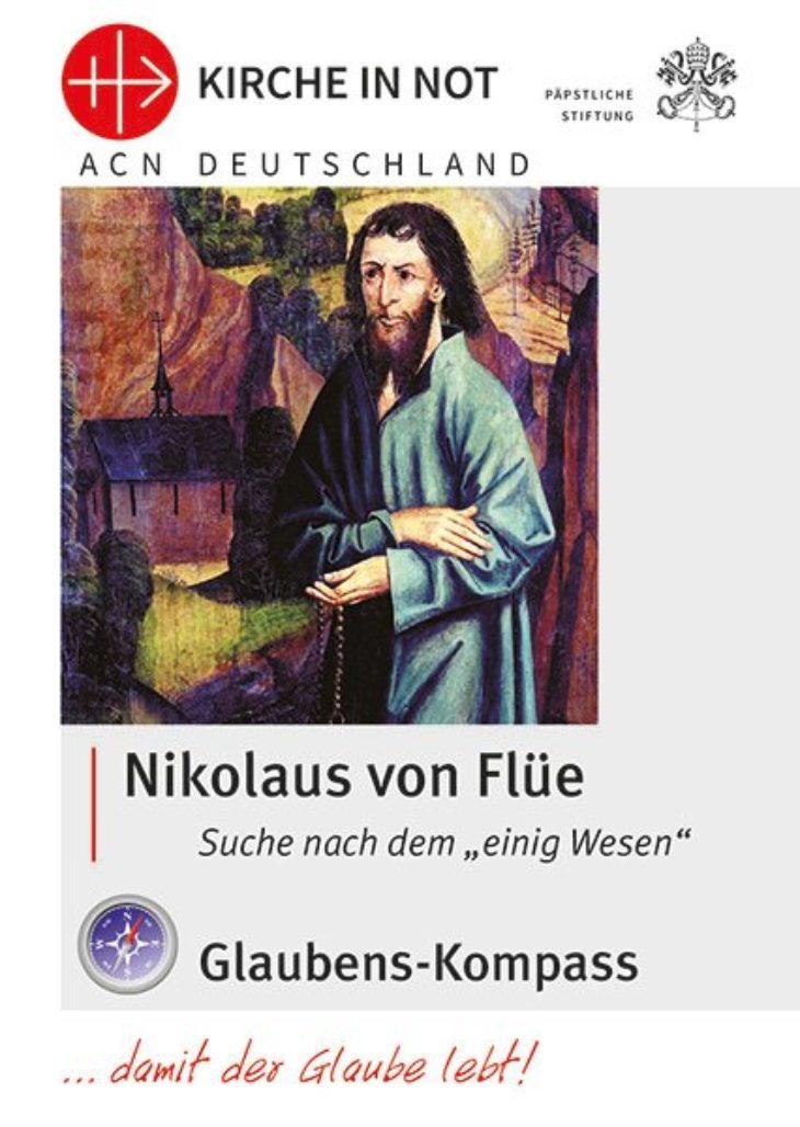 """Glaubens-Kompass - """"Nikolaus von Flüe"""""""