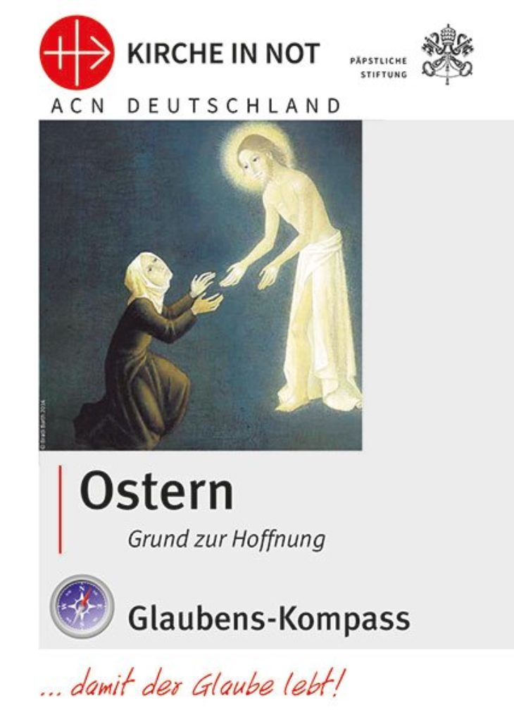 "Glaubens-Kompass - ""Ostern"""