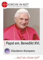 "Glaubens-Kompass ""Papst Benedikt XVI."""
