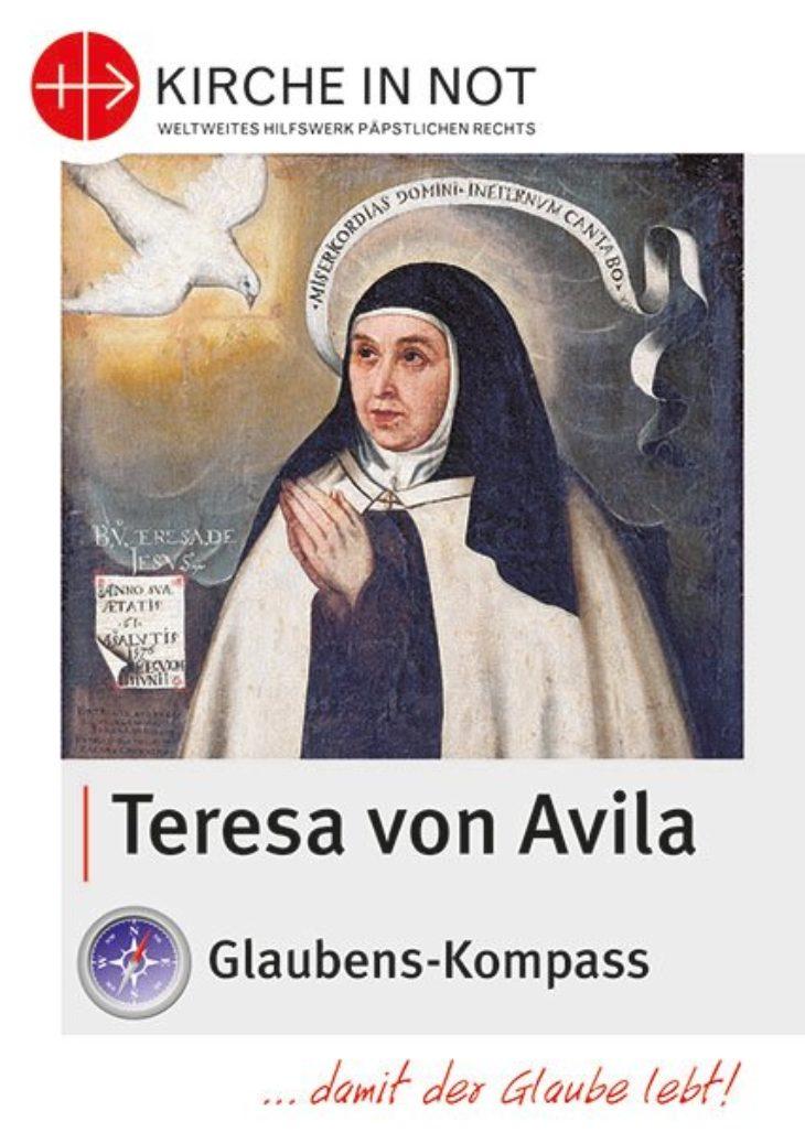"""Glaubens-Kompass - """"Teresa von Avila"""""""