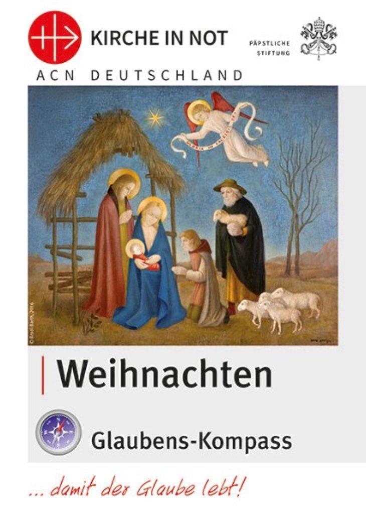 """Glaubens-Kompass<br> """"Weihnachten"""""""