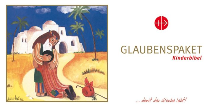 Glaubenspaket Kinderbibel