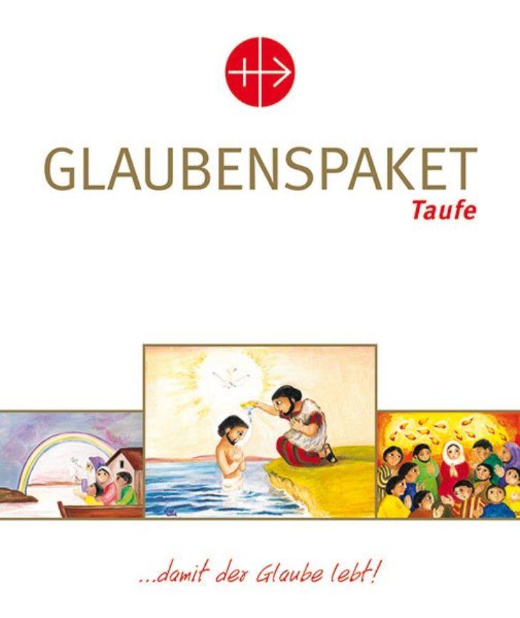 Glaubenspaket<br>Taufe