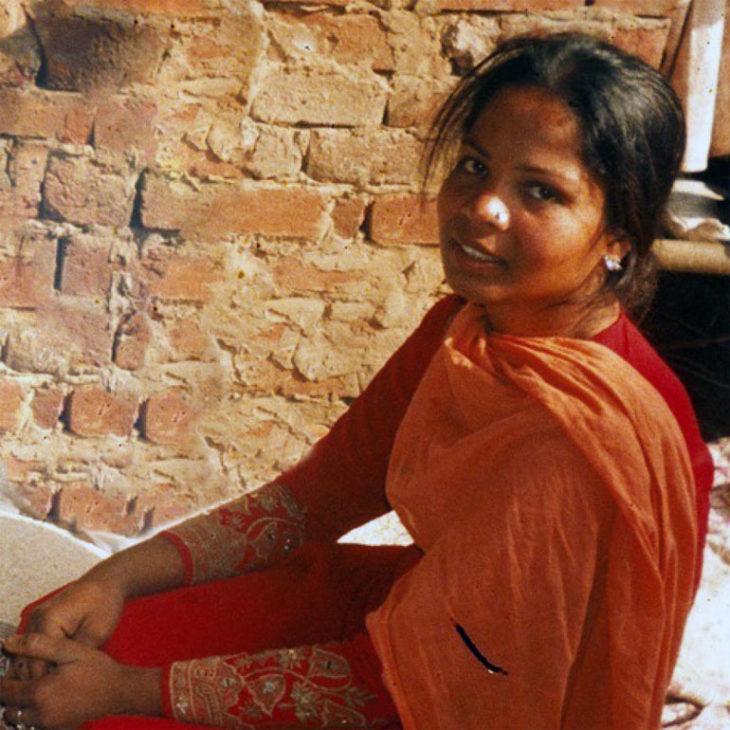 Asia Bibi (Foto: British Pakistani Christian Association).