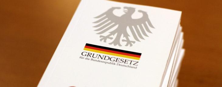 Grundgesetz der Bundesrepublik Deutschland.