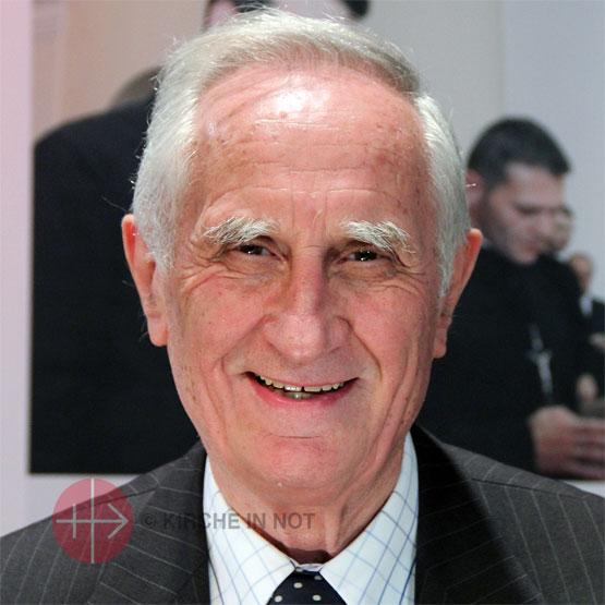 Norbert Geis, langjähriger Abgeordneter im Bundestag.