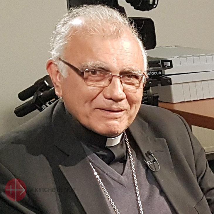 Baltazar Enrique Kardinal Porras Cardozo.
