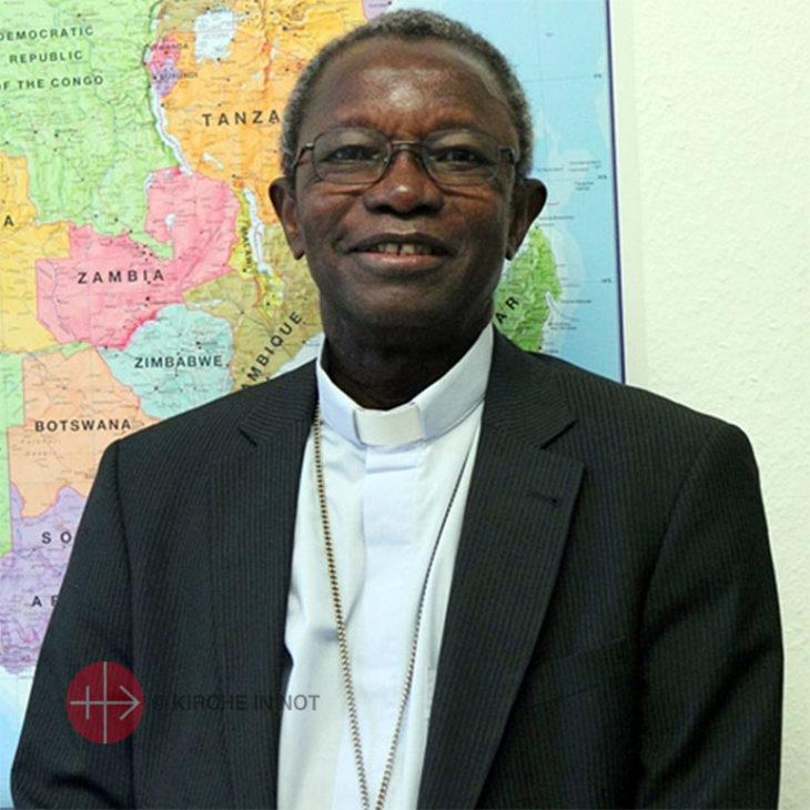 Bischof Ambroise Ouédraogo.