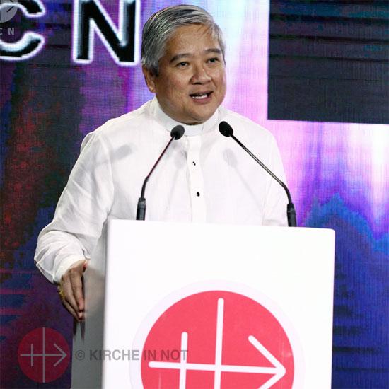Erzbischof Socrates Villegas ist der Präsident von KIRCHE IN NOT (ACN) Philippinen.