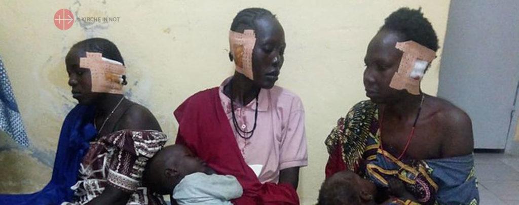 Frauen bei Angriff von Boko Haram verstümmelt