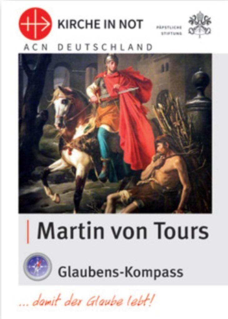 Glaubens-Kompass - Martin von Tours