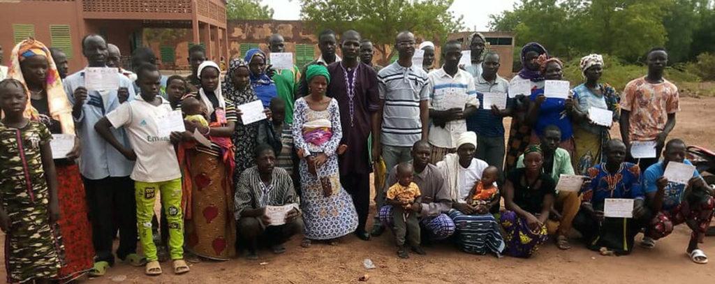 Burkina Faso: Christen werden aus Dörfern vertrieben