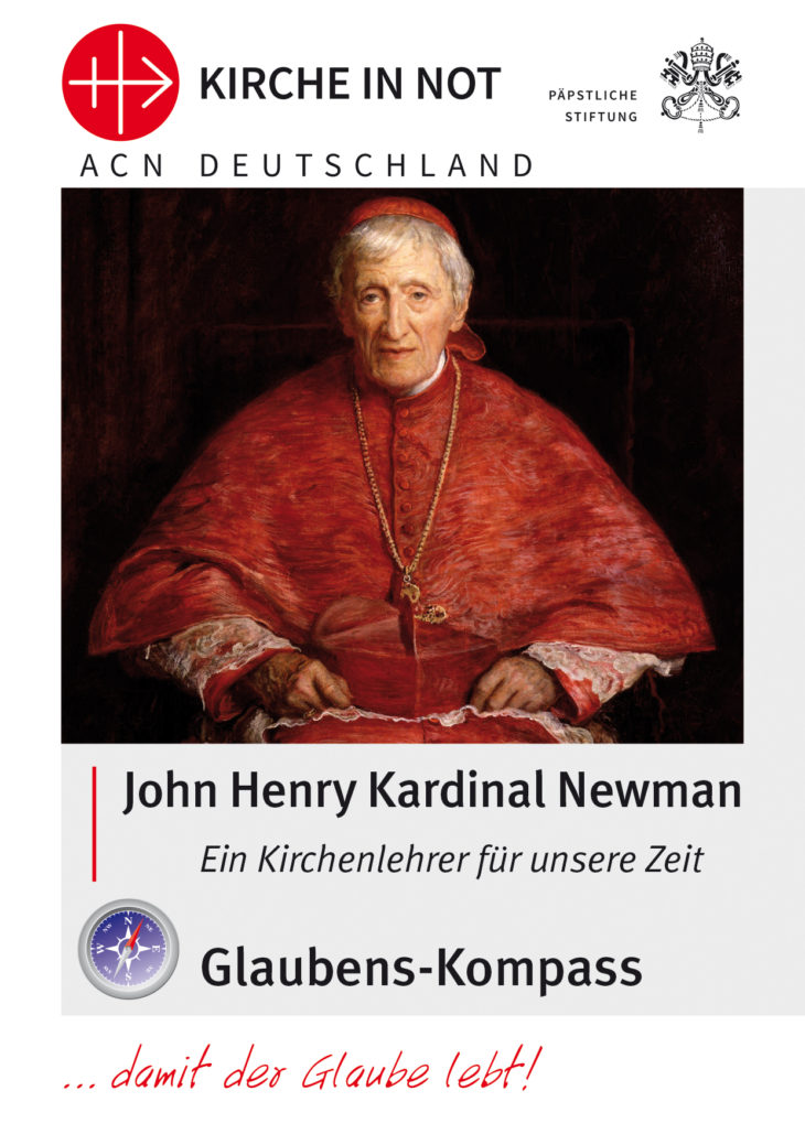 Glaubens-Kompass - <br /> John Henry Kardinal Newman