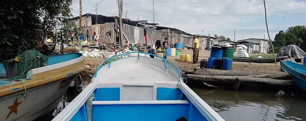 Ecuador: Sanierung eines Pfarrhauses