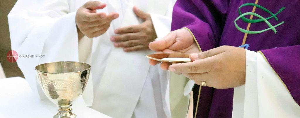 Heilige Messe bestellen