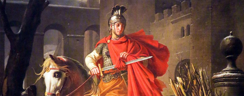 Glaubens-Kompass über den heiligen Martin von Tours