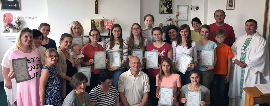 """Weißrussland: Unterstützung für das """"Jahr der Familie"""""""