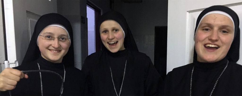 Ukraine: Existenzhilfe für kontemplative Ordensfrauen
