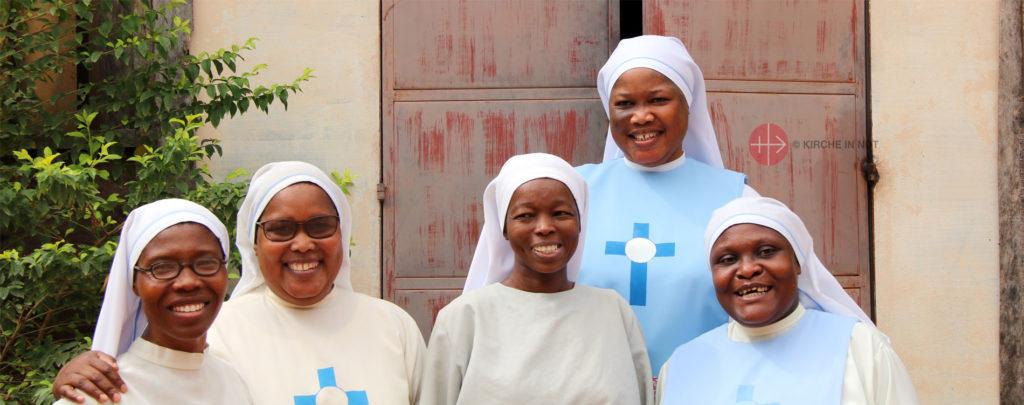 Benin: Existenzhilfe für Ordensfrauen