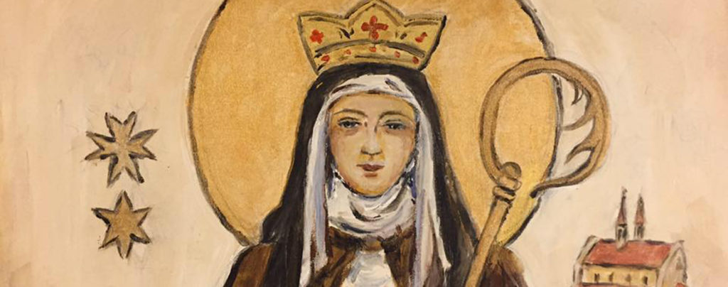 """Agnes von Böhmen - die Heilige der """"Samtenen Revolution"""""""