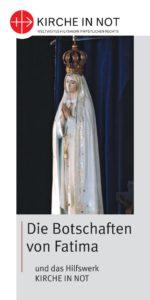 Fatima und KIRCHE IN NOT