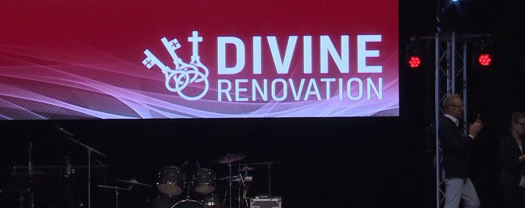 """Auf DVD: Vorträge von der """"Divine-Renovation""""-Konferenz"""