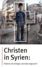 Flyer Christen in Syrien