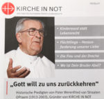 """Hörbuch: """"Gott will zu uns zurückkehren"""""""