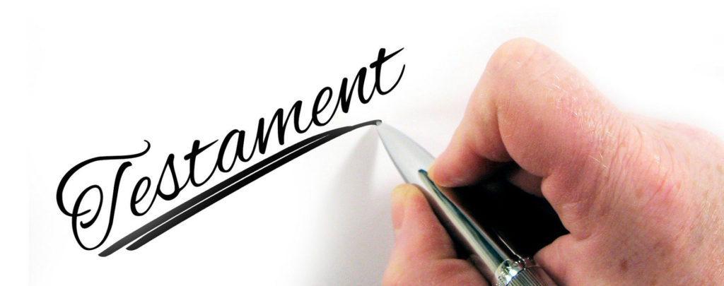 Erbschaften und Testamente