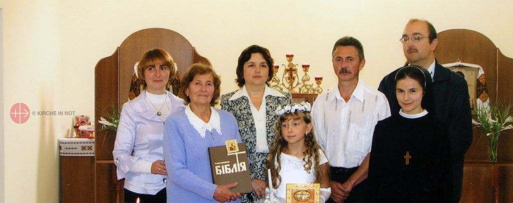"""Ukraine: """"Die Bedeutung der Familie verteidigen"""""""