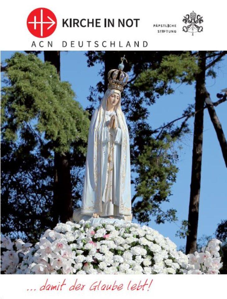 Fatima-Weihegebet von P. Werenfried van Straaten