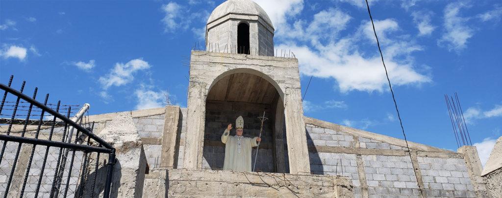 Nicaragua: Ein Dach für eine neue Kirche