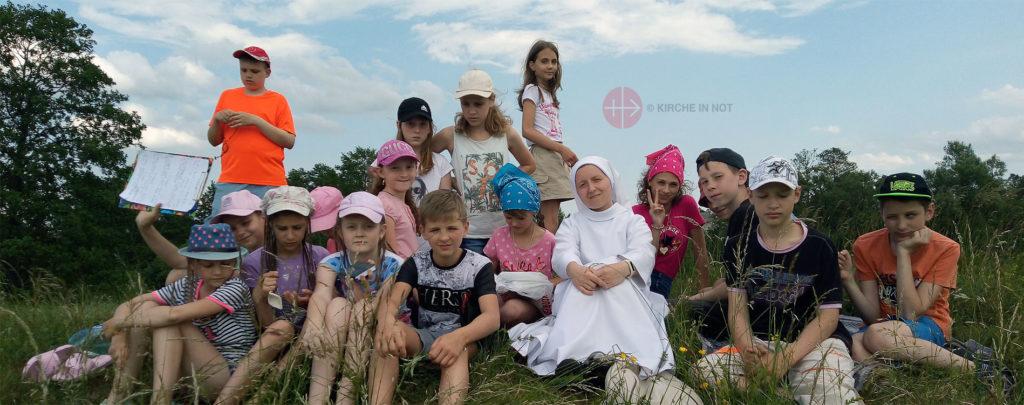 Weißrussland: Ein Auto für die Dominikanerinnen