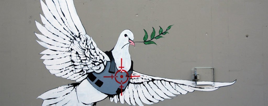 Gebet um Frieden im Nahen Osten und weltweit