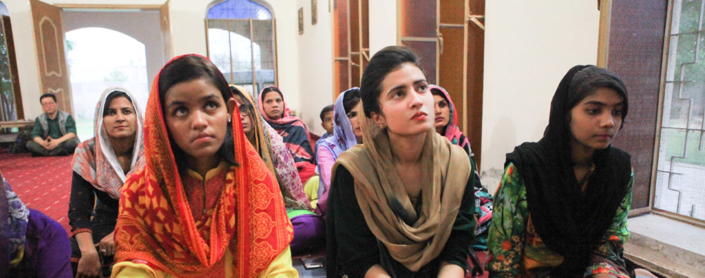 Asia Bibi: Treffen mit einer Ikone der Religionsfreiheit
