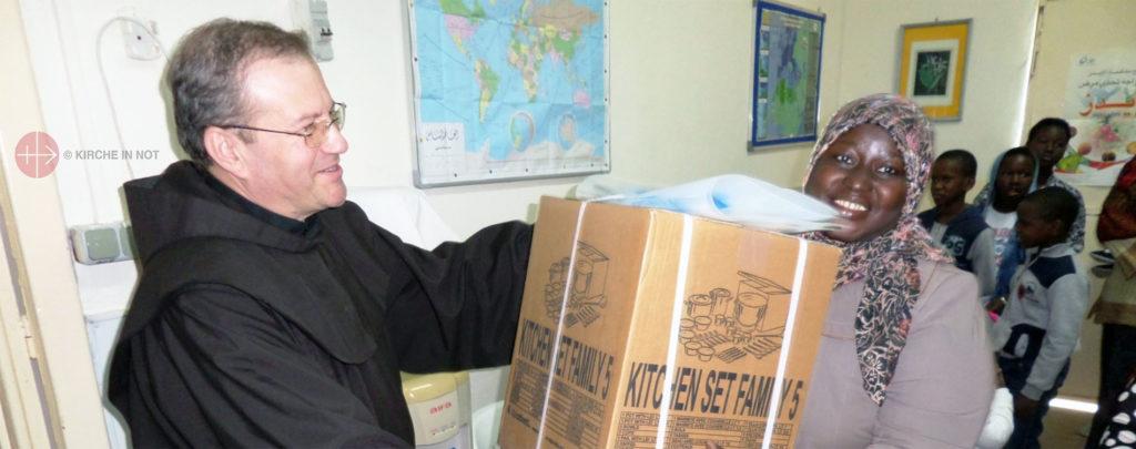 Libyen: Die Kirche ist immer geblieben