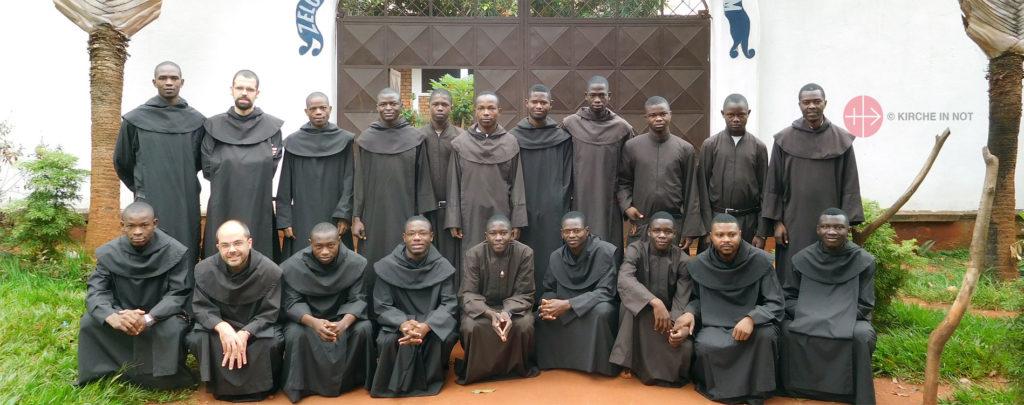 Zentralafrikanische Republik und Kamerun: Unterstützung für die Ausbildung von Karmeliten