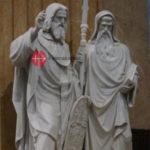 Die heiligen Cyrill und Method - Apostel der Slawen und Schutzpatrone Europas