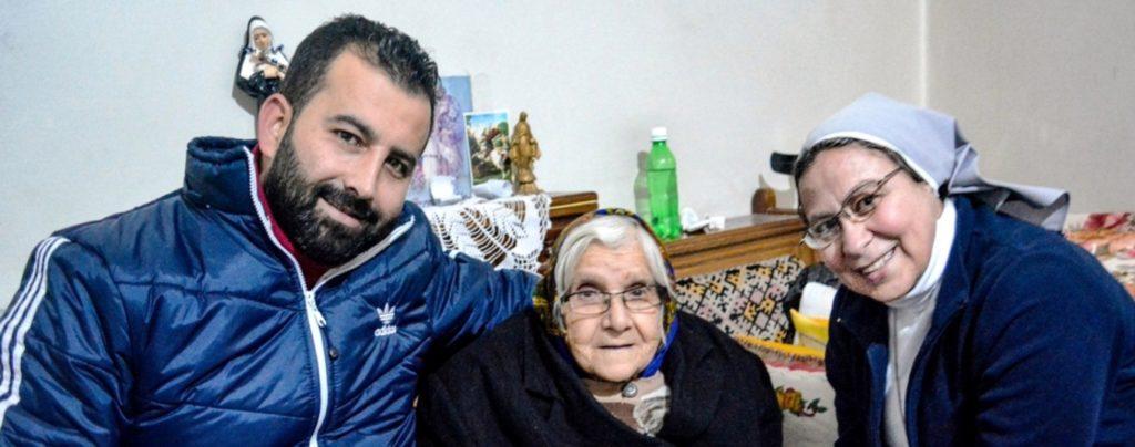 Aus Syrien in Liebe, Gebet und Solidarität