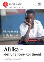 """Buch """"Afrika – der Chancen-Kontinent"""""""