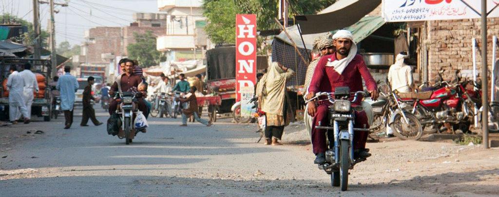 Pakistan: Neustart für 40 Christen in den Alltag
