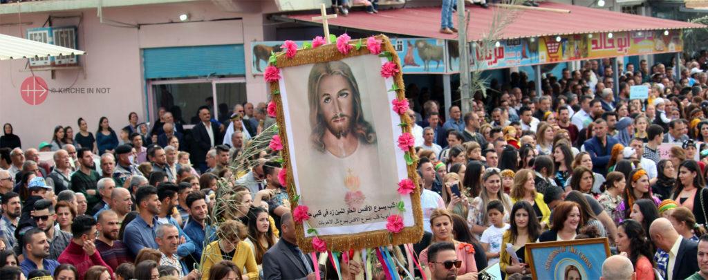 """Irak: """"Manche träumen immer noch davon, die Christen zu verjagen"""""""