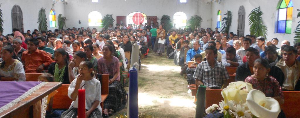 Guatemala: Ein Auto für eine Pfarrei