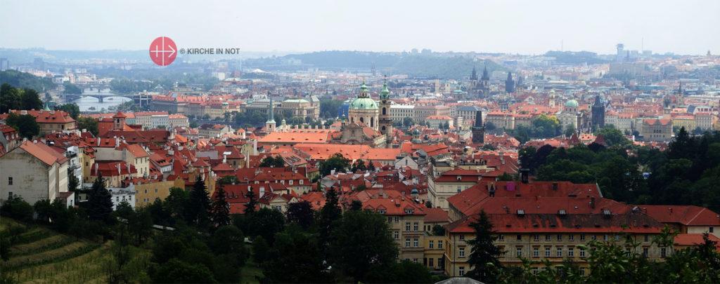 Prag: Wird die Mariensäule am Altstädter Ring wiedererstehen?