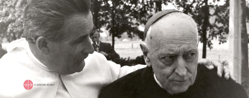 """Kardinal József Mindszenty: """"Ein kostbares ungarisches Weizenkorn"""""""