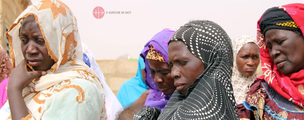 Burkina Faso: Hilfe für Katecheten-Familien, die vor islamistischem Terror geflohen sind