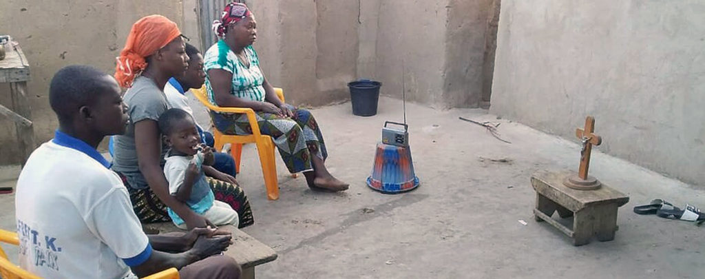 Burkina Faso: Unterstützung eines katholischen Radios